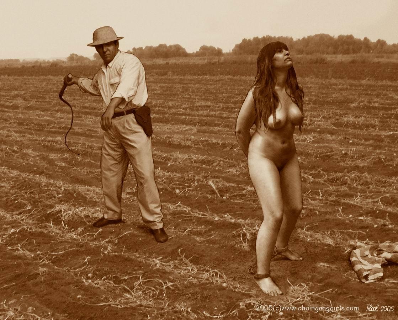 slave girls on plantations